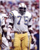 Deacon Jones San Diego Chargers 8X10 Photo  LIMITED STOCK