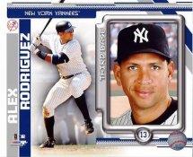 Alex Rodriguez New York Yankees 8X10 Photo