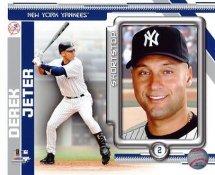 Derek Jeter LIMITED STOCK New York Yankees 8X10 Photo