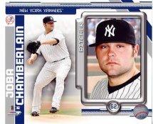 Joba Chamberlain New York Yankees 8X10 Photo