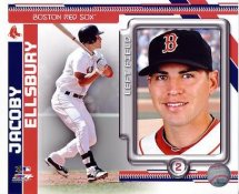 Jacoby Ellsbury LIMITED STOCK Red Sox 8x10 Photo