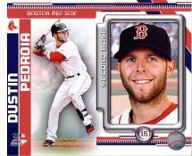 Dustin Pedroia Boston Red Sox 8x10 Photo
