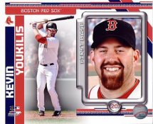 Kevin Youkilis Boston Red Sox 8x10 Photo