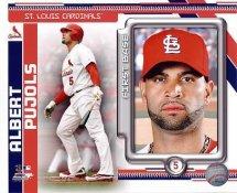 Albert Pujols St. Louis Cardinals 8X10 Photos