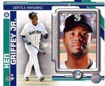 Ken Griffey Jr. Seattle Mariners 8x10 Photo