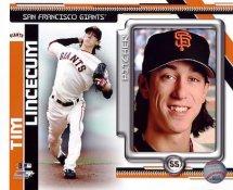 Tim Lincecum San Francisco Giants 8X10 Photo