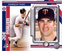 Joe Mauer Minnesota Twins 8X10 Photo
