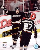 Teemu Selanne 600th Career Goal LIMITED STOCK Mighty Ducks 8x10 Photo