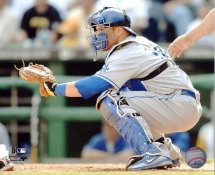 Russell Martin Los Angeles Dodgers 8X10 Photo