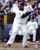 Prince Fielder LIMITED STOCK Milwaukee Brewers 8x10 Photo