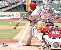 Jimmy Rollins LIMITED STOCK Philadelphia Phillies 8X10 Photo