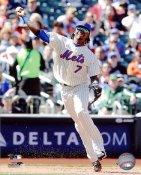 Jose Reyes New York Mets 8X10 Photo