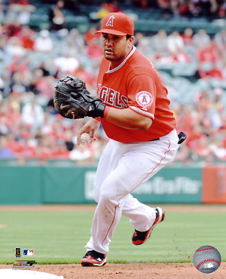 Kendry Morales Anaheim Angels 8X10 Photo