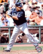 Melky Cabrera Atlanta Braves 8X10 Photo