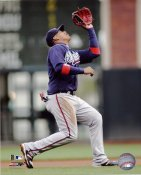 Yunel Escobar Atlanta Braves 8X10 Photo