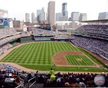 E3 Target Field 2010 Minnesota Twins Interior LIMITED STOCK 8X10 Photo