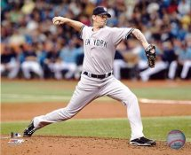 AJ Burnett LIMITED STOCK Yankees 8X10 Photo