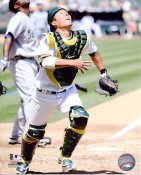 Kurt Suzuki LIMITED STOCK Oakland A's 8X10 Photo