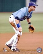 Evan Longoria LIMITED STOCK Tampa Bay Devil Rays 8X10 Photo