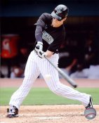 Chris Coghlan LIMITED STOCK Florida Marlins 8X10 Photo
