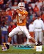 Peyton Manning Tennessee Vols 8X10 Photo