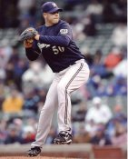 Chris Spurling Milwaukee Brewers 8x10 Photo