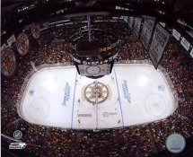 N2 Banknorth Garden Boston Bruins Stanley Cup Playoffs 8x10 Photo