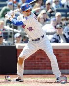 Jeff Francoeur LIMITED STOCK New York Mets 8X10 Photo