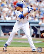 James Loney LIMITED STOCK Los Angeles Dodgers 8X10 Photo