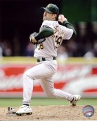 Justin Duchscherer Oakland Athletics 8X10 Photo