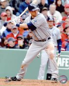 Ben Zobrist LIMITED STOCK Tampa Bay Devil Rays 8X10 Photo