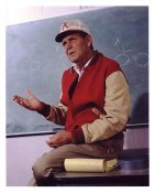 Bear Bryant 1973 Alabama Crimson Tide 8X10 Photo