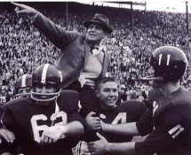 Bear Bryant 1961 Alabama Crimson Tide 8X10 Photo