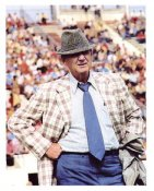 Bear Bryant Alabama Crimson Tide 8X10 Photo