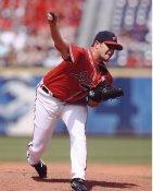 Danys Baez Atlanta Braves 8X10 Photo
