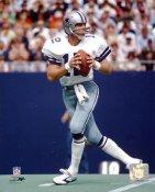 Roger Staubach Dallas Cowboys SATIN 8X10 Photo