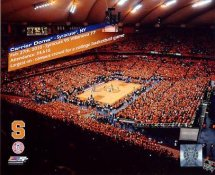 N2 Carrier Dome Syracuse NY Feb. 27, 2010 Largest Crowd 8X10 Photo