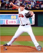Tommy Hanson LIMITED STOCK Atlanta Braves 8X10 Photo