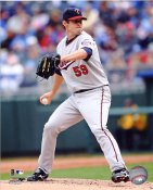 Kevin Slowey Minnesota Twins 8X10 Photo