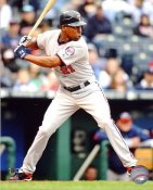 Delmon Young Minnesota Twins 8X10 Photo