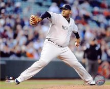 CC Sabathia LIMITED STOCK New York Yankees 8x10 Photo