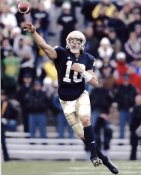 Brady Quinn G1 Limited Stock Rare Notre Dame 8X10 Photo