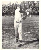 Elston Howard Original Team Issue Photo 8x10 New York Yankees