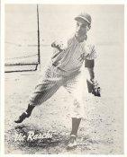 Vic Raschi Original Team Issue Photo 8x10 New York Yankees