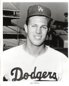 Wes Parker Original Team Issue Photo 8x10 LA Dodgers
