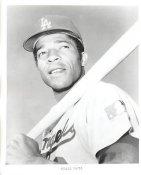 Willie Davis Original Team Issue Photo 8x10 LA Dodgers   LIMITED STOCK