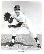 Jim Brewer Original Team Issue Photo 8x10 LA Dodgers