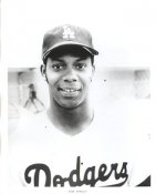 Bob Darwin Original Team Issue Photo 8x10 LA Dodgers