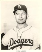 Norm Larker Original Team Issue Photo 8x10 LA Dodgers