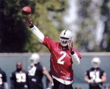 Jamarcus Russell G1 Limited Stock Rare Raiders 8X10 Photo